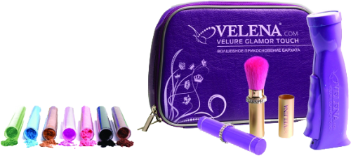 Kit Velure Glamour Touch Velena
